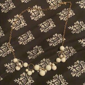 CATO White Necklace